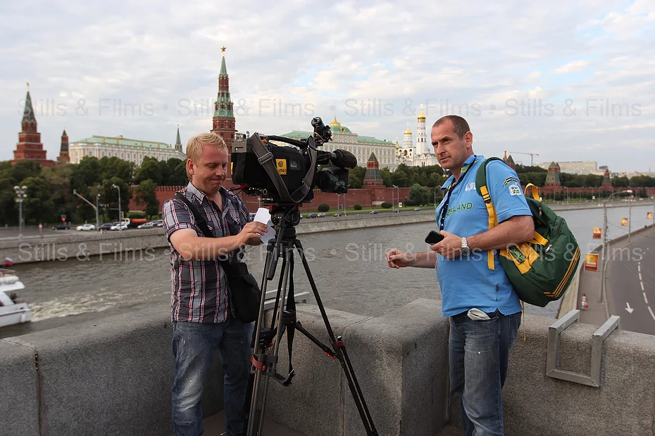 Video Production Crew Moscow