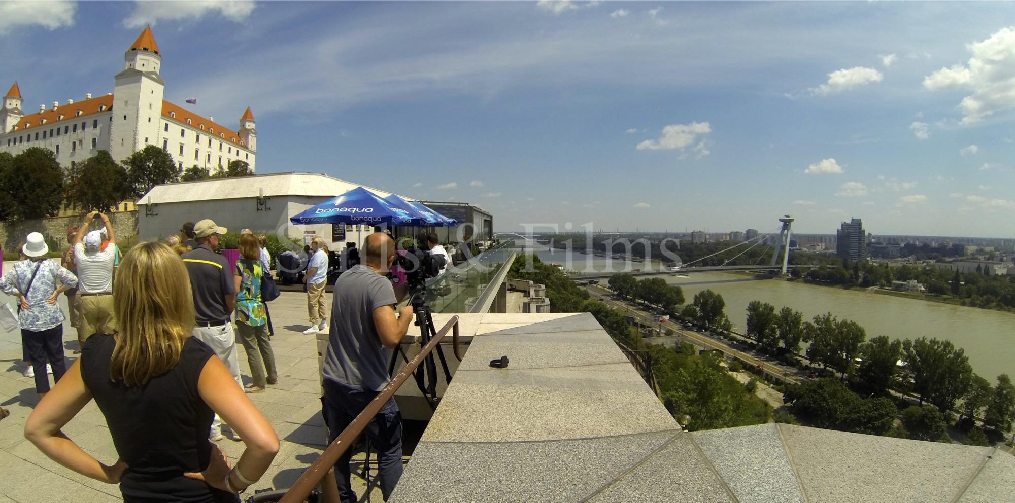 Video Production Crew Bratislava